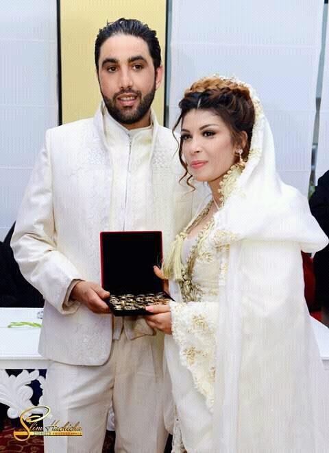 Robe mariage zaza