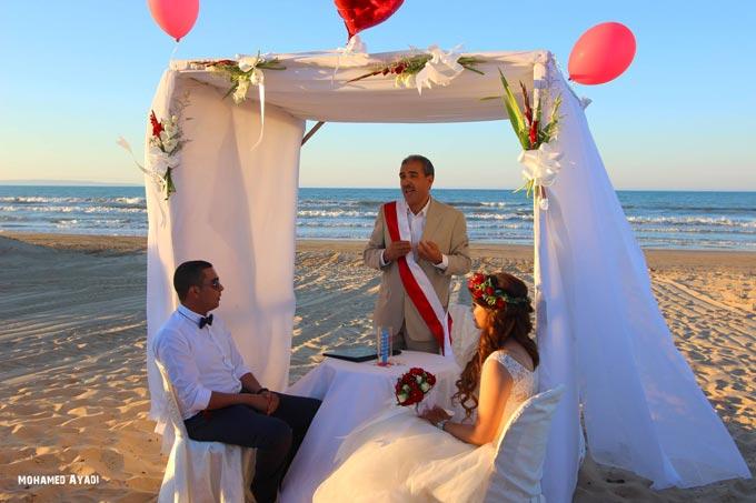 mariage,tunisiens,plage,01