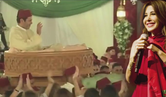 nancy-ajram-video-clip-maroc