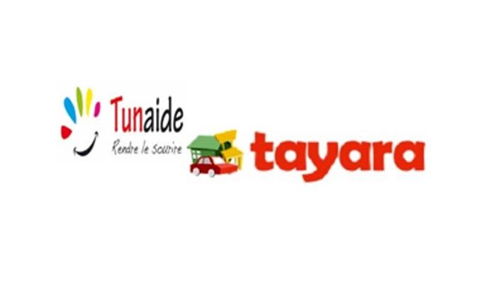 Tayara et TUNAIDE vident le grenier des stars au profit des enfants porteurs d'handicap