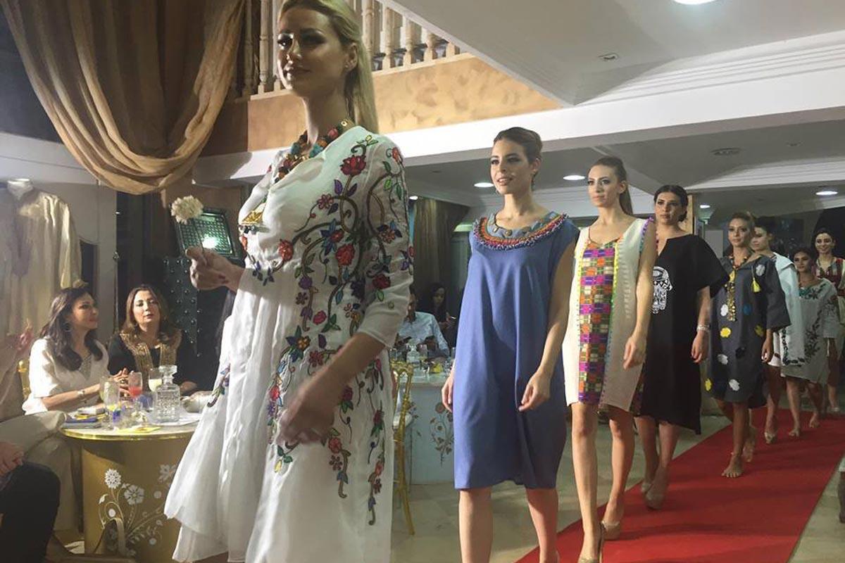 Tunisie l 39 artisanat en f te au palais de l 39 artisan for Meuble artisanal tunisien