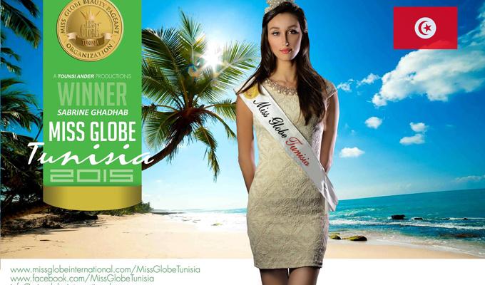 sabrine-ghadhab-miss-globe-tunisia