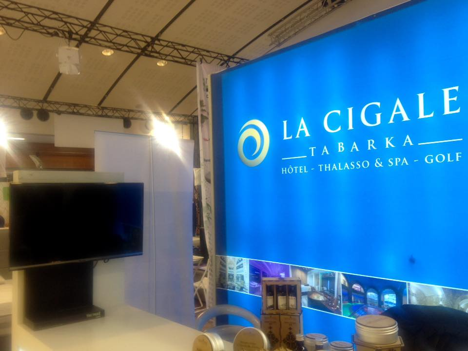 Thalasso la tunisie participe au salon de l 39 eau et du for Salon du bien etre paris