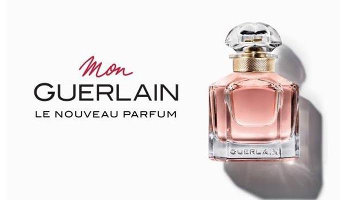 Découvrez La Nouvelle Fragrance Mon Guerlain Chez Point M