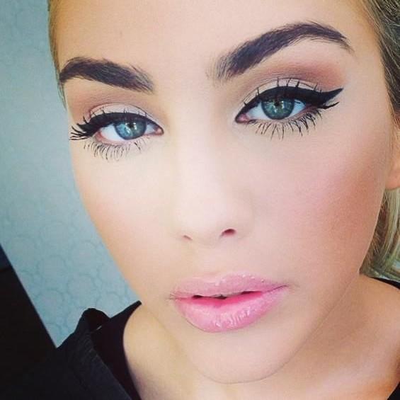 Super La tendance make-up de la mariée 2014   Baya.tn WT28