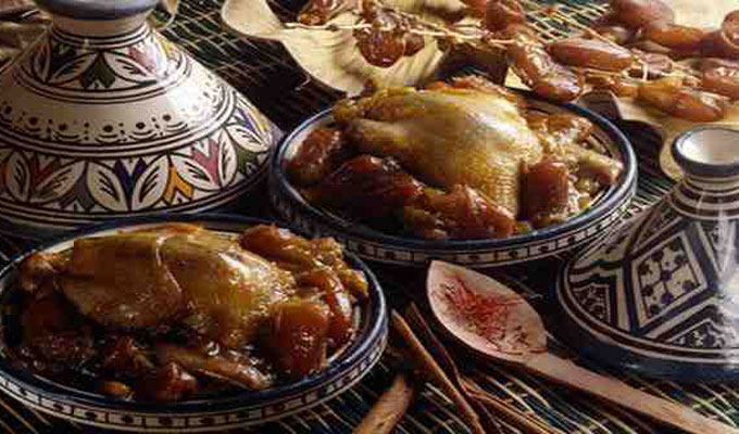Menu du jour velout au poulet des barquettes la - Cuisine au pays du soleil ...
