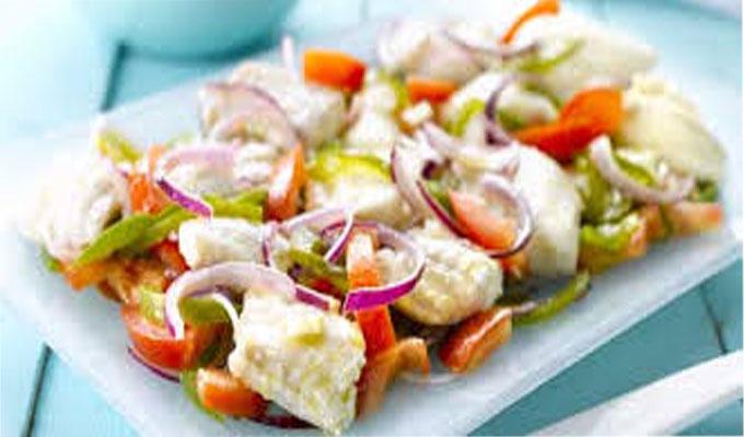 Salade de poisson for Salade poisson