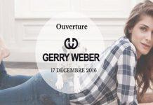 02ee7ddec3e7 La marque allemande GERRY WEBER débarque au lac 1