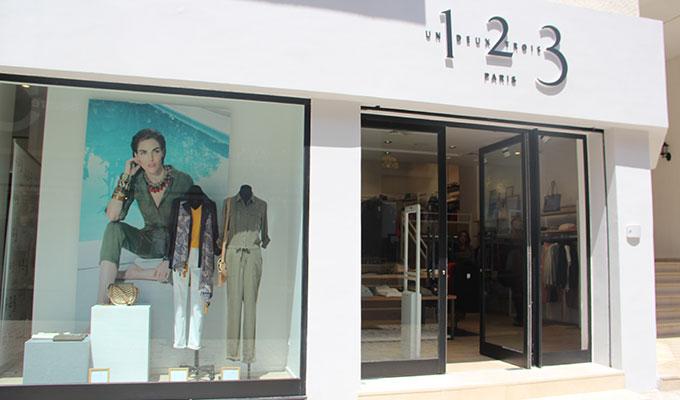 24739b7ede7e En photos, l ouverture de l enseigne 1 2 3 Paris au Lac